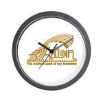 Aztlan Soul Wall Clock