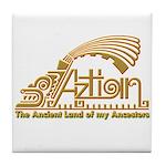 Aztlan Soul Tile Coaster