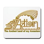 Aztlan Soul Mousepad
