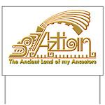 Aztlan Soul Yard Sign