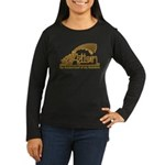 Aztlan Soul Women's Long Sleeve Dark T-Shirt