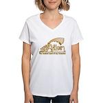 Aztlan Soul Women's V-Neck T-Shirt