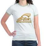 Aztlan Soul Jr. Ringer T-Shirt