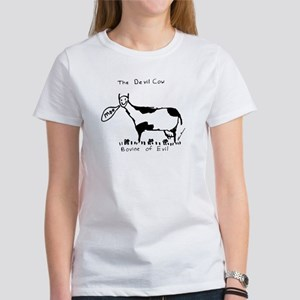 Devil Cow Women's T-Shirt