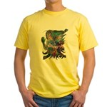 Tigerman Yellow T-Shirt