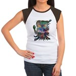 Tigerman Women's Cap Sleeve T-Shirt