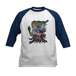 Tigerman Kids Baseball Jersey