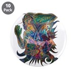 "Tigerman 3.5"" Button (10 pack)"