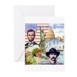 America the Great Greeting Cards (Pk of 10)