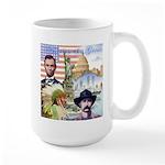 America the Great Large Mug