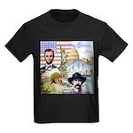 America the Great Kids Dark T-Shirt