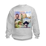 America the Great Kids Sweatshirt