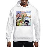 America the Great Hooded Sweatshirt