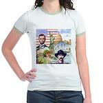 America the Great Jr. Ringer T-Shirt