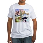 America the Great Fitted T-Shirt