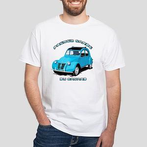 Du Canard White T-Shirt