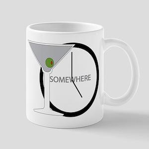 5o somewhere Mugs