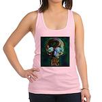 Sticks and Bones Skull2 Tank Top