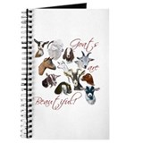 Goats Journals & Spiral Notebooks