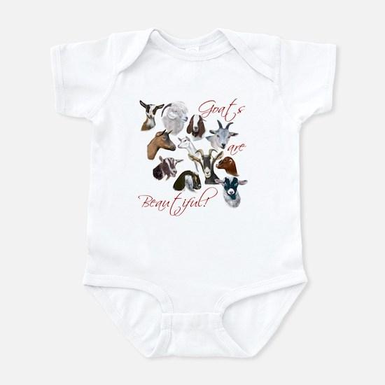 Goats are Beautiful Infant Creeper