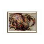 Fafnir 35x21 Wall Decal