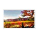 Autumn In Napa - 20x12 Wall Decal