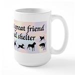 Next Great Friend Large Mug