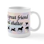 Next Great Friend Mug