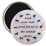 Next Great Friend Magnet