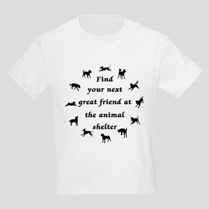 Next Great Friend Kids Light T-Shirt