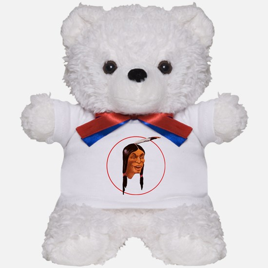 The Laughing Indian Teddy Bear