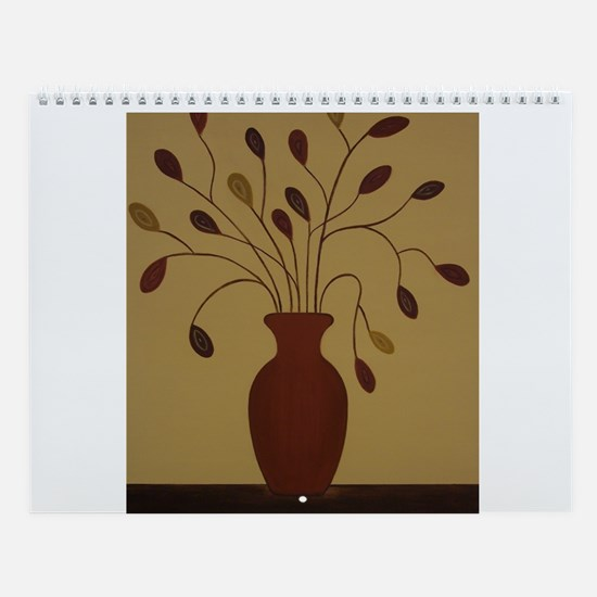 The Centerpiece Wall Calendar
