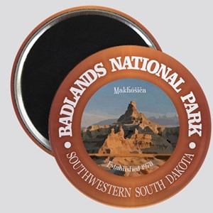Badlands NP Magnets