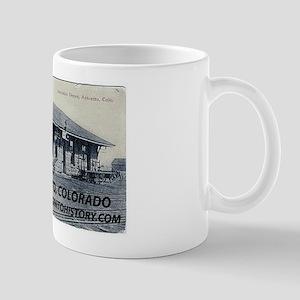 2-1911depot-T-shirt postcard Mugs