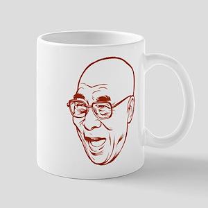 Laughing Dalai Lama Mug