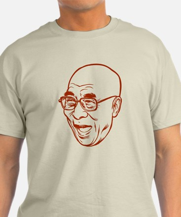 Laughing Dalai Lama T-Shirt