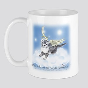 I Believe There Are ANgels Among Us Mug