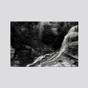 Ithaca's Falls Rectangle Magnet