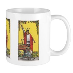 01 Tarot Magican Card Mug