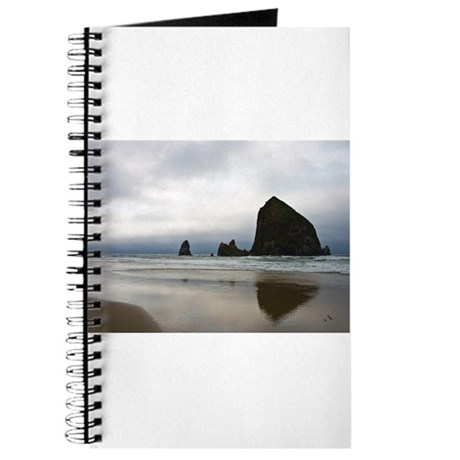 Rocks on Cannon Beach Journal