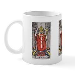 05 Tarot Hierophant Mug