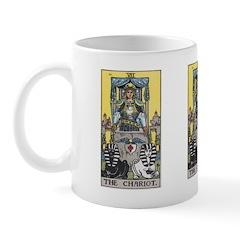 07 Tarot Chariot Mug