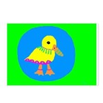 Duck Postcards (Package of 8)