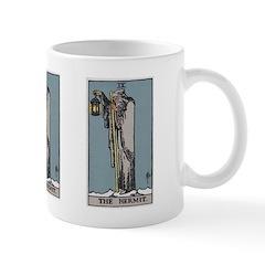 09 Tarot Hermit Mug