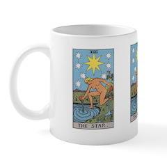 17 Tarot Star Mug