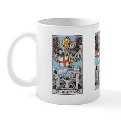 20 Tarot Judgement Mug