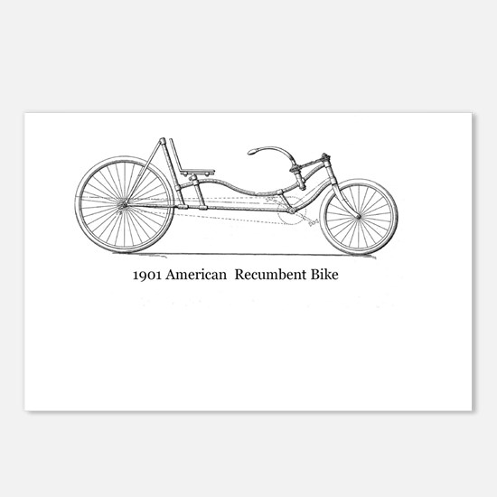 Patent Art Postcards (Package of 8)