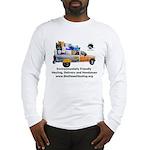 BioDiesel Hauling Men's Long Sleeve T-Shirt