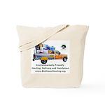 BioDiesel Hauling Tote Bag