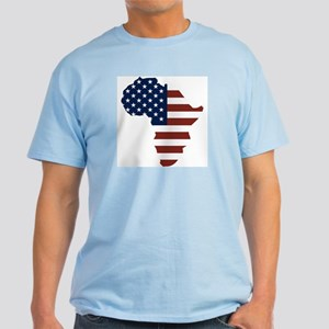 African-American Light T-Shirt